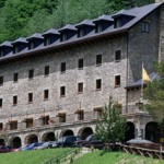 Parador de Bielsa en Huesca