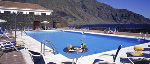 El Hierro piscina
