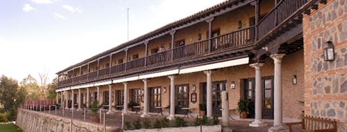 Toledo, fachada tras grande