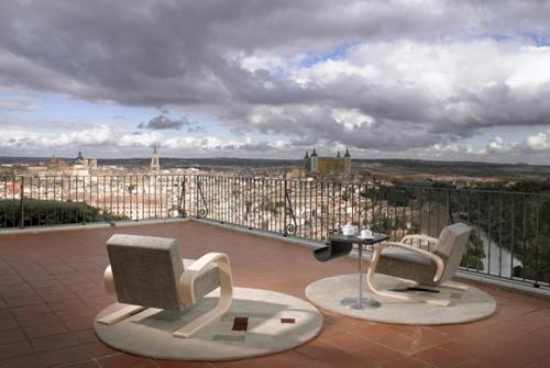 Toledo, terraza relax