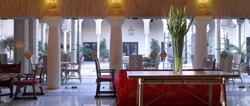 carmona lounge