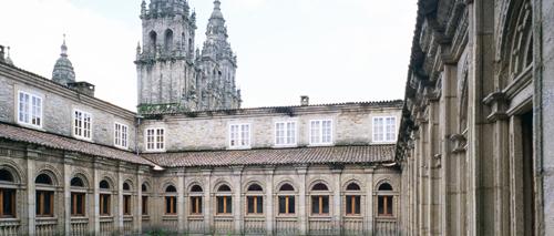 reyes catolicos claustro