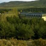 De turismo al Parador de Gredos