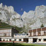 El Parador de Fuente Dé en los Picos de Europa